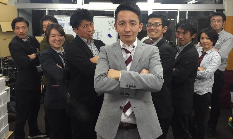 中田雄一代表取締役のプロフィール