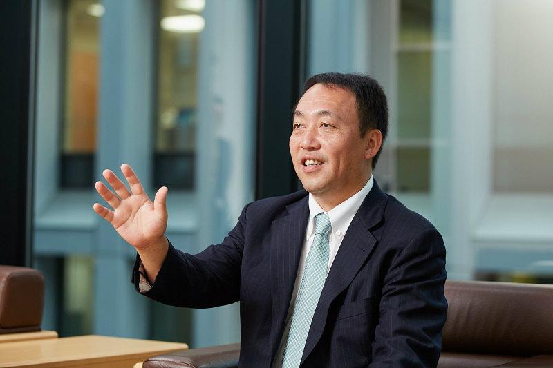 藤澤信義社長の社員の評判|Jトラスト株式会社の採用情報