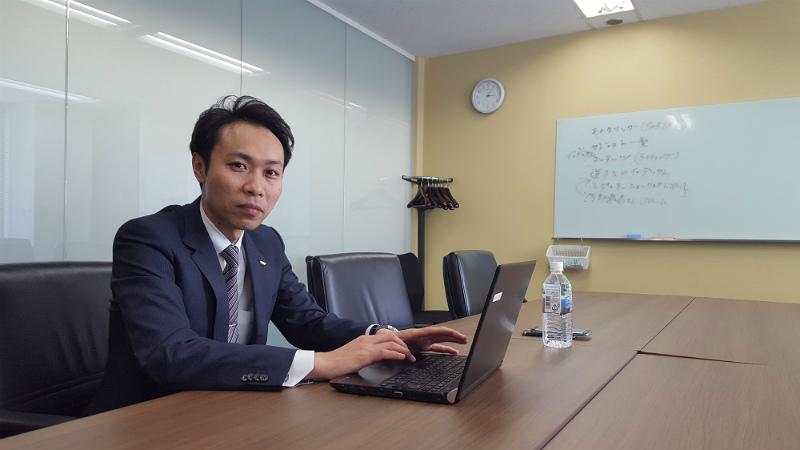 長谷川ネットメディア株式会社の社長「壽永 隆之」