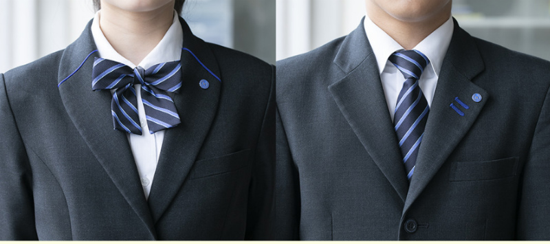三田国際高等学校の制服