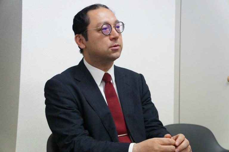 高瀬孝司氏の顔画像