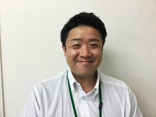 高橋様の顔写真