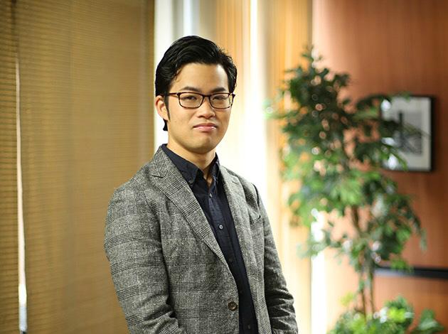 坂本社長の顔写真